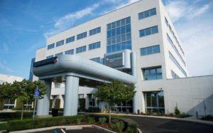 Memorial Medical Center Exterior Building